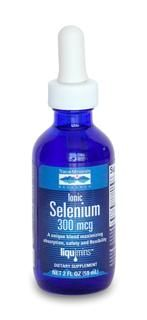 Liquid Ionic Selenium - 300 mcg (2 oz) Trace Mineral Research
