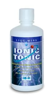 Ionic Tonic (32 oz) Trace Mineral Research
