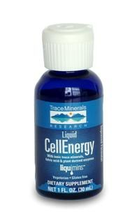 Liquid CellEnergy  (1 oz) Trace Mineral Research