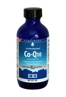 Liquid CoQ10 (4 oz) Trace Mineral Research