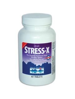 Stress-X (60 Tabs) Trace Mineral Research
