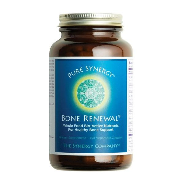 Bone Renewal (150 capsules)* The Synergy Company