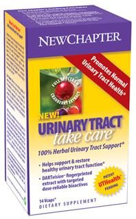 Urinary Tract Take Care (14 veg.capsules)* New Chapter Nutrition