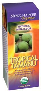 Tropical Tamanu Oil Blend  (1 oz)* New Chapter Nutrition