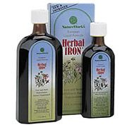 Herbal Iron (17 fl.oz) NatureWorks