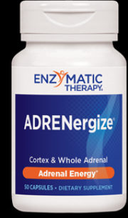 ADRENergize (50 caps) Enzymatic Therapy