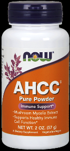 AHCC Powder (2 oz) NOW Foods