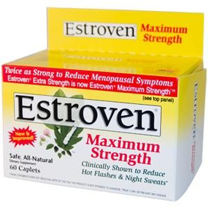 Maximum Strength Estroven ( 60 caplets ) Amerifit