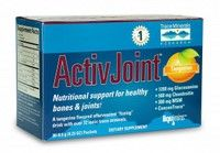 ActivJoint (Glucosamine, Chondroitin, MSM -30 packets) Trace Mineral Research