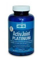 ActivJoint Platinum - Glucosamine, Chondroitin, MSM (180 tab) Trace Mineral Research