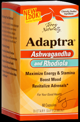 Adaptra (60 capsules) Terry Naturally