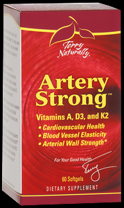 Artery Strong (60 vcaps) Terry Naturally
