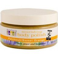 Body Polish Patchouli / Sweet Orange (8 fl oz) Aura Cacia