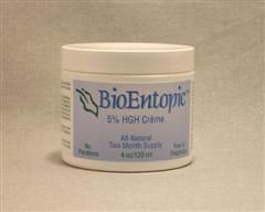 HGH Crme (4 oz) BioEntopic