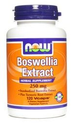 Boswellia Extract (120 Caps) NOW Foods