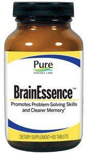 BrainEssence (60 tablets)* Pure Essence Labs