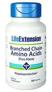 Branched Chain Amino Acids (90 caps)* Life Extension