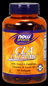 CLA Extreme (90 softgels) NOW Foods