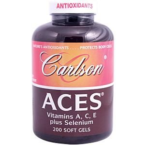 ACES (200 soft gels)* Carlson Labs