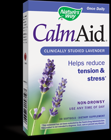 CalmAid (30 softgels) Nature's Way