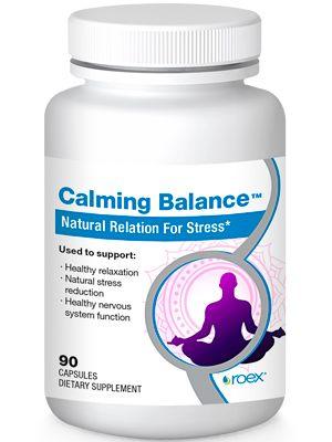 Calming Balance (90 caps) Roex