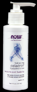 Celadrin Joint Support Lotion (4 oz) NOW Foods