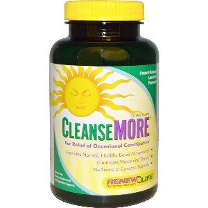 CleanseMore (100 caps)* Renew Life