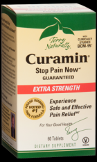 Curamin Extra Strength (60 tablets) Terry Naturally
