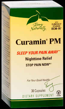 Curamin PM (30 capsules) Terry Naturally