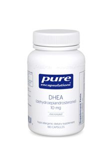 DHEA (10 mg 180 caps) Pure Encapsulations