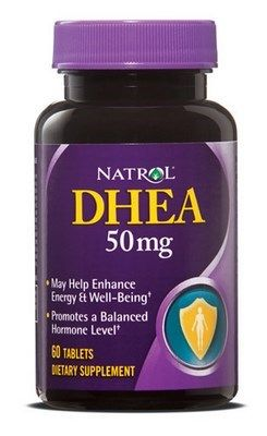 DHEA (50 mg - 60 tablets) Natrol