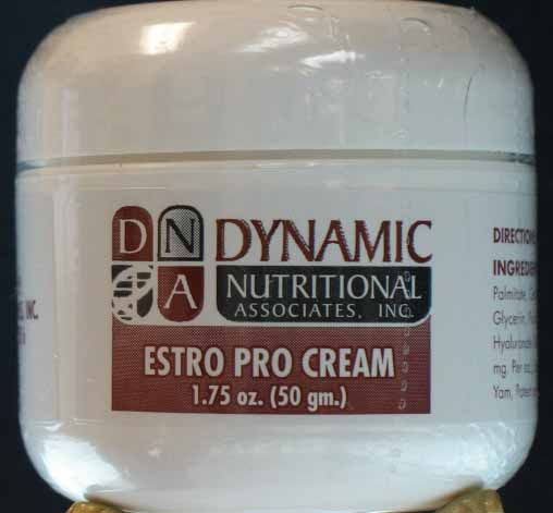 Estro Pro Cream (1.75 oz)* Dynamic Nutritional Associates -