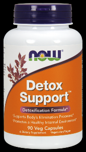 Detox Support (90 Vcaps) NOW Foods