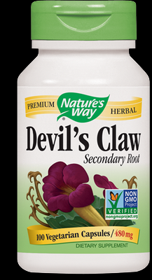 Devils Claw Root (100 caps) Nature's Way