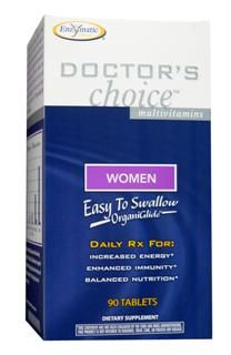 Doctors Choice Women (90 tabs) Enzymatic Therapy