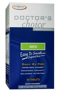 Doctor's Choice Men (90 tabs) Enzymatic Therapy