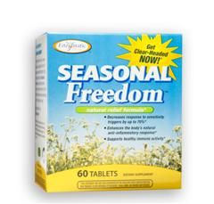 Seasonal Freedom (60 tabs) Enzymatic Therapy