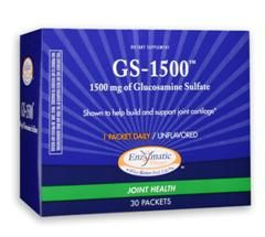 GS-1500 (30 packets) Enzymatic Therapy