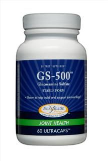 GS-500 (60 Ultracaps) Enzymatic Therapy