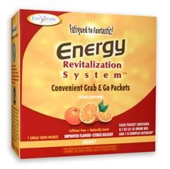 Energy to Go (Citrus 7 one-day packets) Enzymatic Therapy