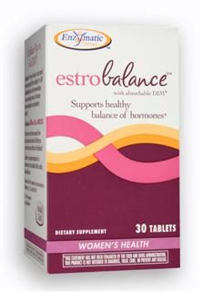 EstroBalance (30 tabs) Enzymatic Therapy