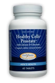 Healthy Cells Prostate (60 tabs) Enzymatic Therapy