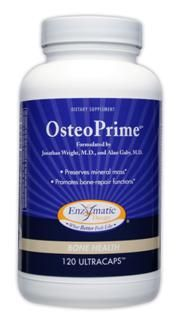 OsteoPrime (120 tabs) Enzymatic Therapy