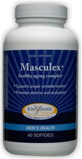 Masculex (60 softgels) Enzymatic Therapy