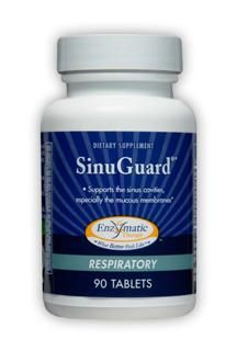 SinuGuard (90 tabs) Enzymatic Therapy