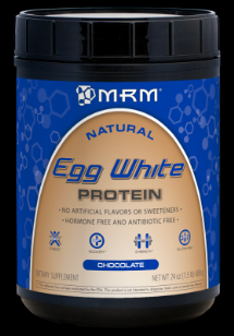 Egg White Protein - Chocolate (24 oz) Metabolic Response Modifiers