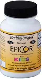 EpiCor for Kids (125mg 60 capsules) Healthy Origins