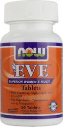 Eve Women's Multiple Vitamin (180 tabs) NOW Foods