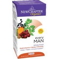 Every Man  (120 tablets)* New Chapter Nutrition