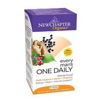 Every Man One Daily (72 tablets)* New Chapter Nutrition